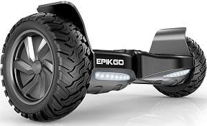 EPIKGO Off-Road Hoverboard Review