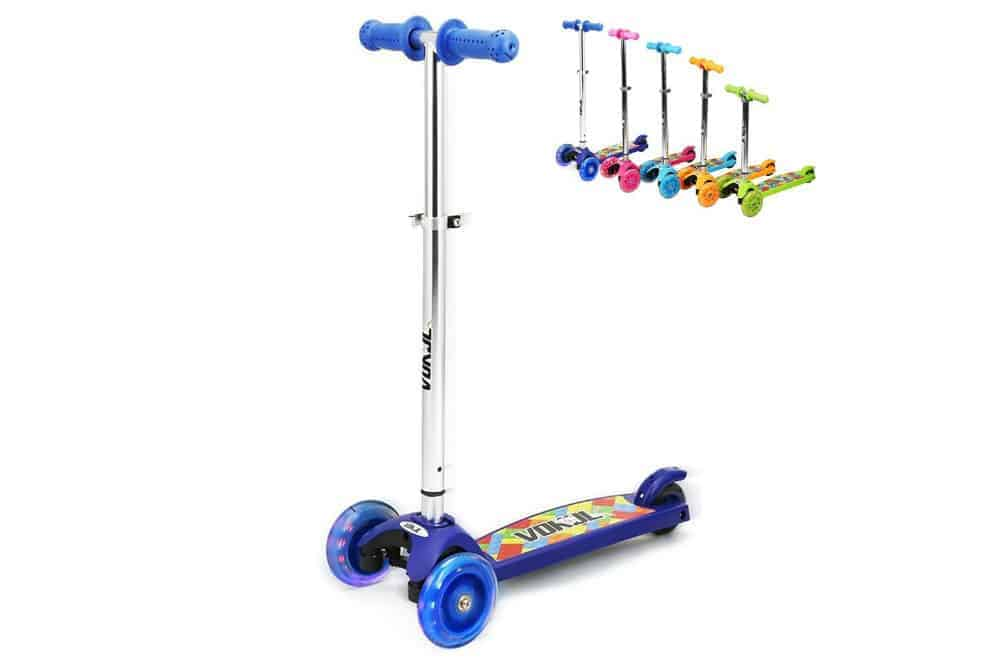 Vokul Mini Kick Scooter Review