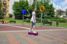 Hoverboard The UL 2272 Certified Electric Self-Balancing Hoverboard that is a Smart Buy