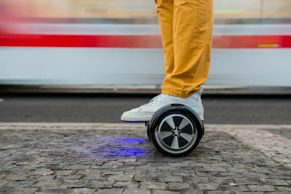 Hoverboard vs Electric Scooter